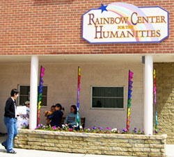 The Rainbow Center for the Humanities in Lander, WY