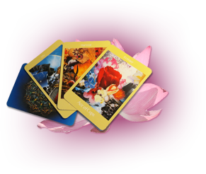 Free tarot card reading from Molly Rowland